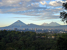 Guatemala City (Image courtesy Wikipedia)