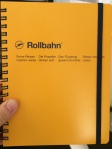 Delfonics Rollbahn Grid Notebook