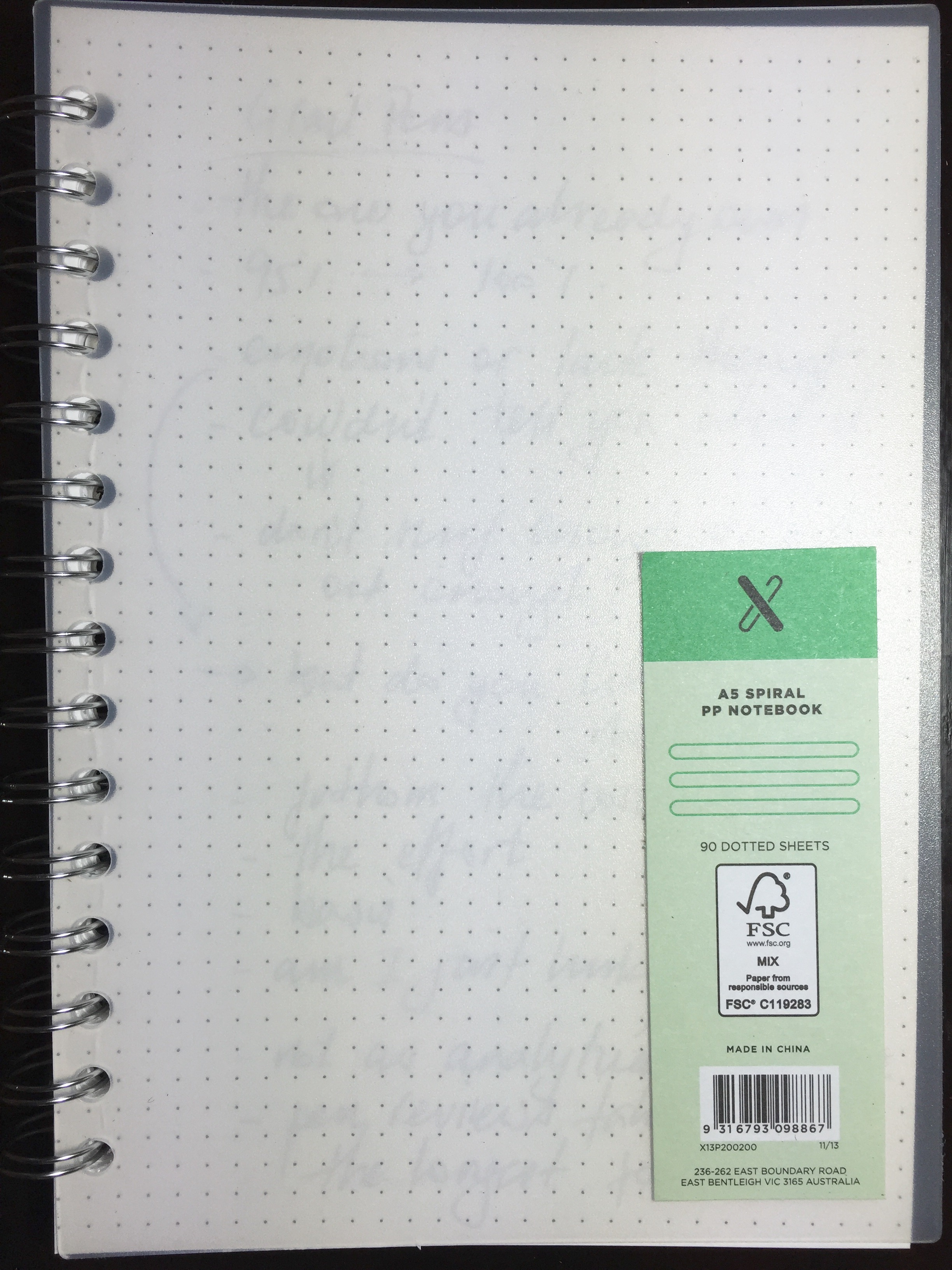 archives rings filofax notebook review tag