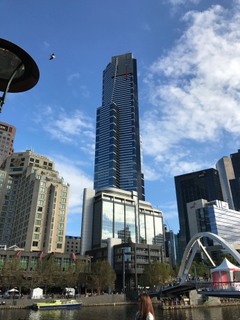 Eureka Tower...