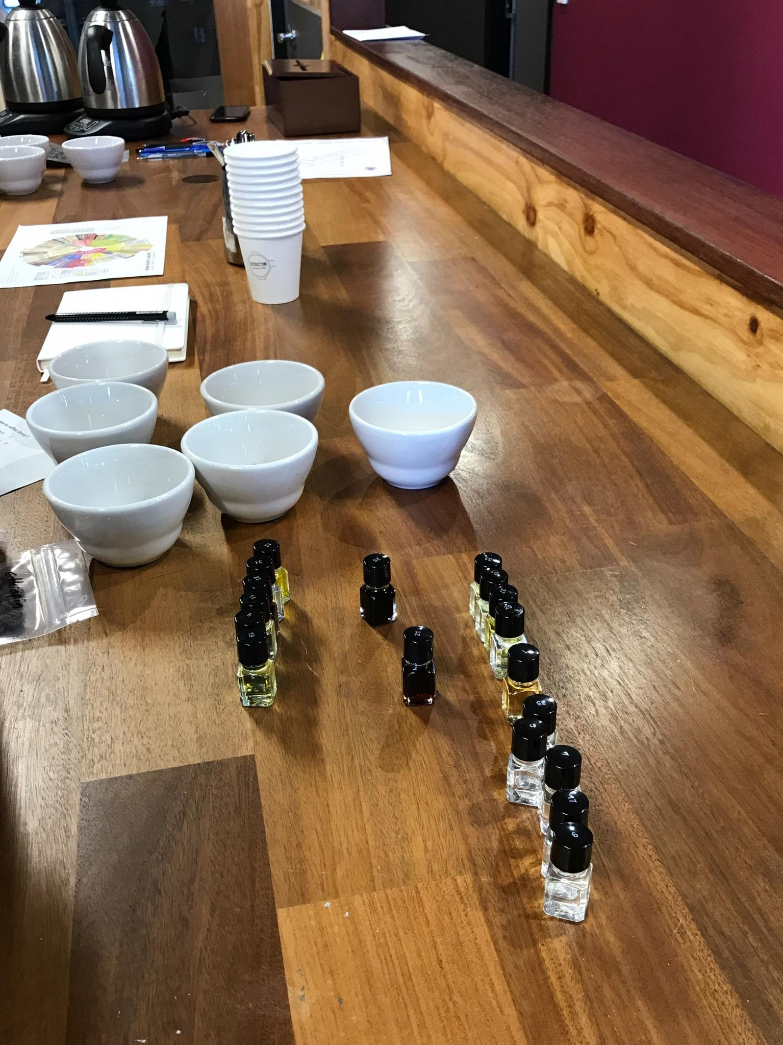 Extraction Artisan Coffee Pete Denison