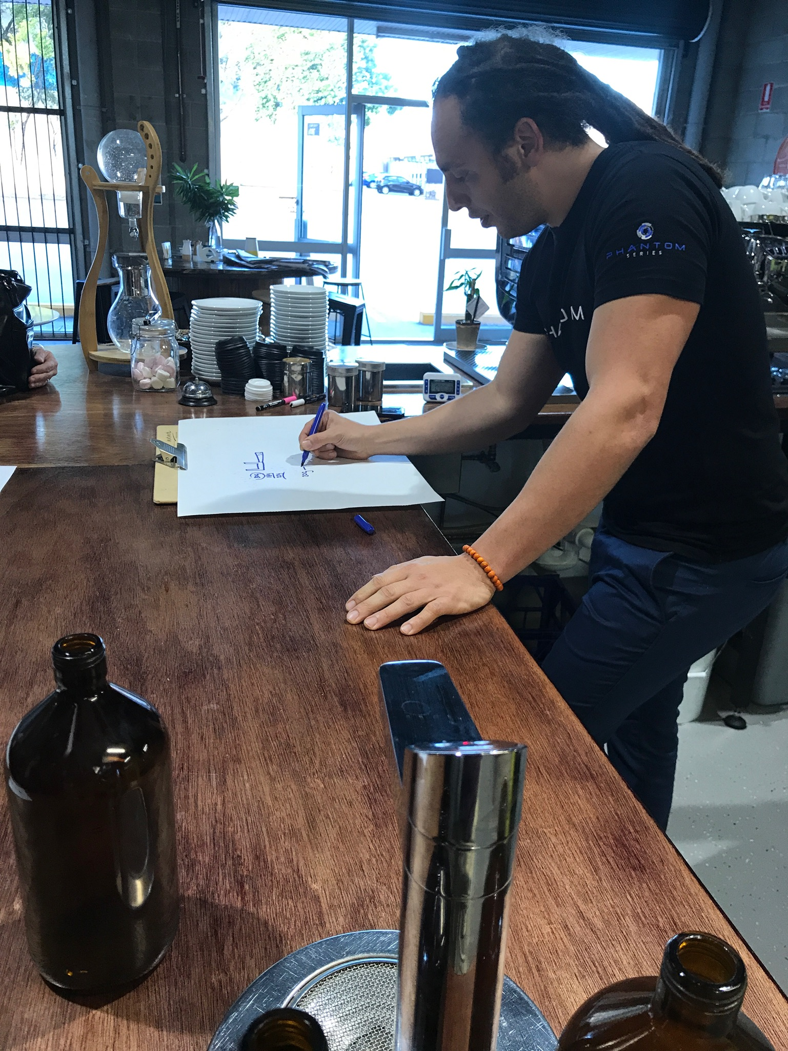 A Coffee Appreciation Course Extraction Artisan Coffee Pete Denison