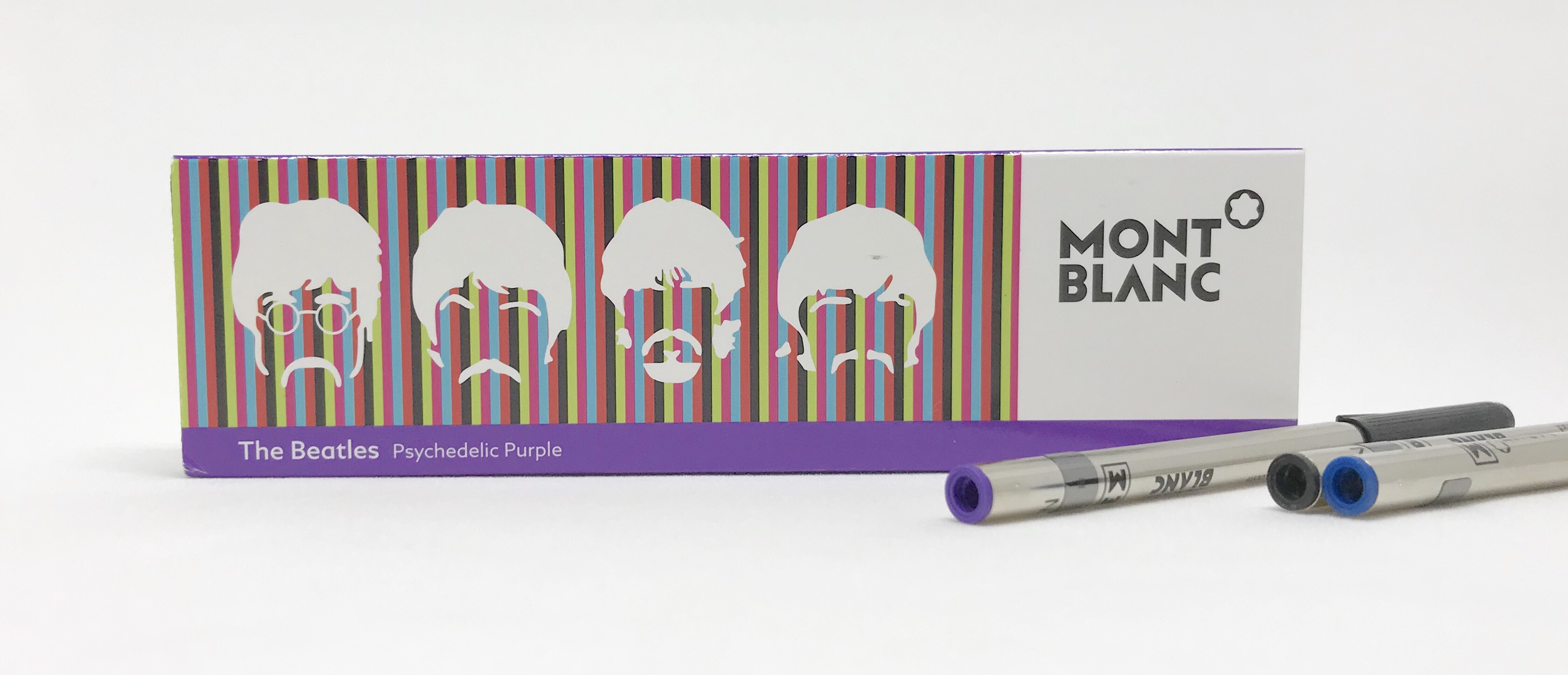 My Ultra Black Montblanc M Ballpoint