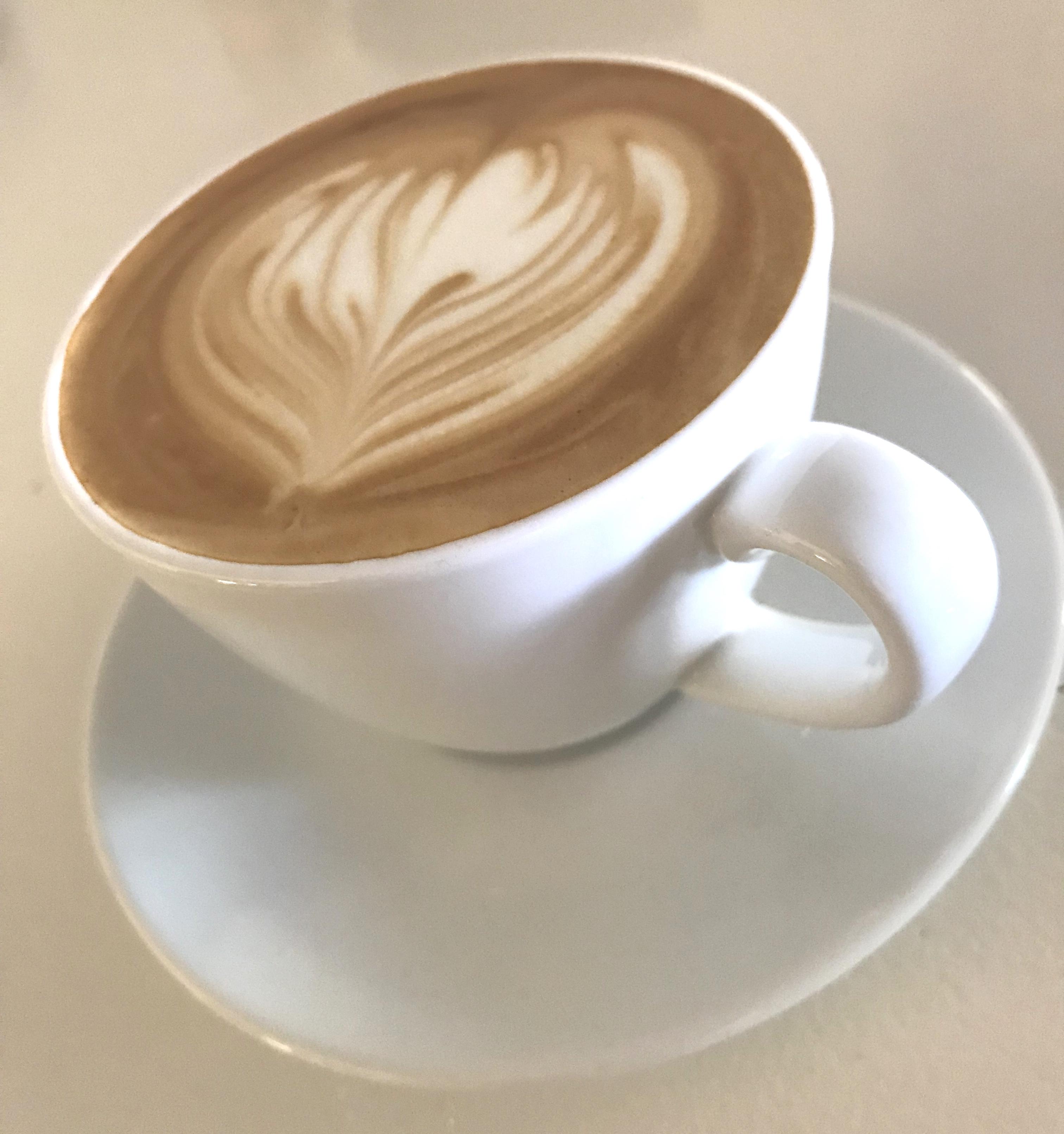 The Humble Cappuccino